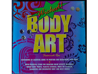Body Art kit by Susannah Rose - BNIB