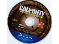 REDUCED TO CLEAR call of duty Infinite Warfare