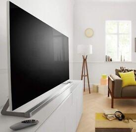 John Lewis LCD 60'' TV with integrated soundbar 60JL9000