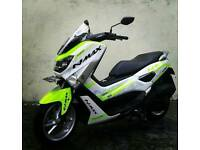 Yamaha nmax 125 mint condition only 390 miles