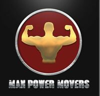 Man Power Movers -  519-404-8593
