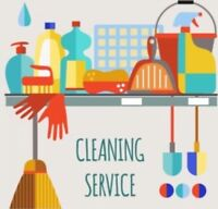 Last minute cleaning services available. 2 cleaners