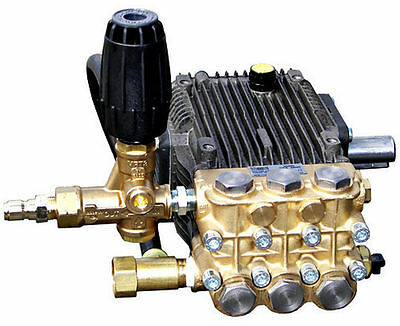 Pressure Washer Pump - Plumbed - Ar Rka4g40nl - 4 Gpm 4000 Psi - Ar1690 Reducer