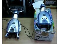 2 x Acme Irock 7s Disco Scanners