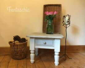 Solid Pine Coffee Table - shabby chic