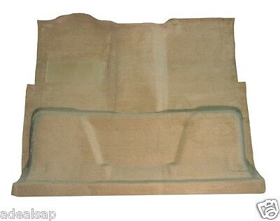 ACC 81-87 GMC 2WD Automatic Pickup Truck Molded Carpet Rug - CHOOSE COLOR