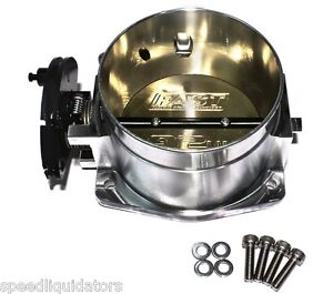 FAST LSX LS1 LS6 92mm Big Mouth Billet Aluminum Throttle Body w/o TPS #54092