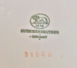 OUTSTANDING VINTAGE Hutschenreuther #31006...NEW PICTURES North Shore Greater Vancouver Area image 10