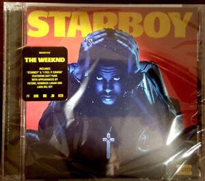 THE WEEKND - STARBOY ALBUM