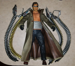 "Marvel Dr. Octopus 12"" Toybiz"
