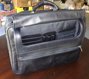$15 - Leather Carryon Bag/Briefcase