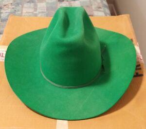 Rider Green Women's cowboy hat