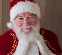 Here Comes Santa Claus for World Tour, 2017