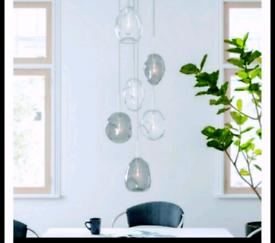 6 Pendent Hanging Light