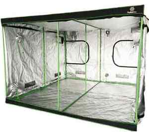 INDOOR GROW TENTS - ANY SIZE - REFLECTIVE - NEW