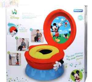 Mickey Mouse 3-in-1 Potty