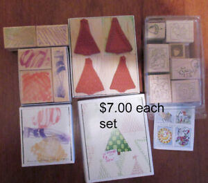 Selling all my remaining craft stamps