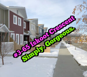 #3-65 Iskoot Crescent w REALTOR® Tamara Cromarty