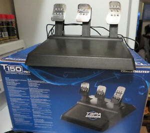 Thrustmaster  T3PA Add-On Pedal: PC, PS3, PS4 & Xbox One