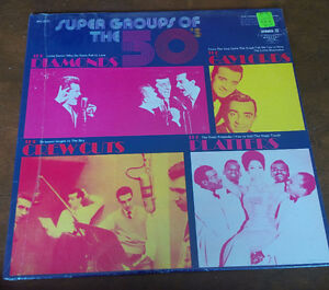 LP: Super Groups of the 50's