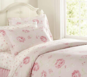 Twin Pottery Barn Kids duvet and quilt  - 2 sets with shams, EUC