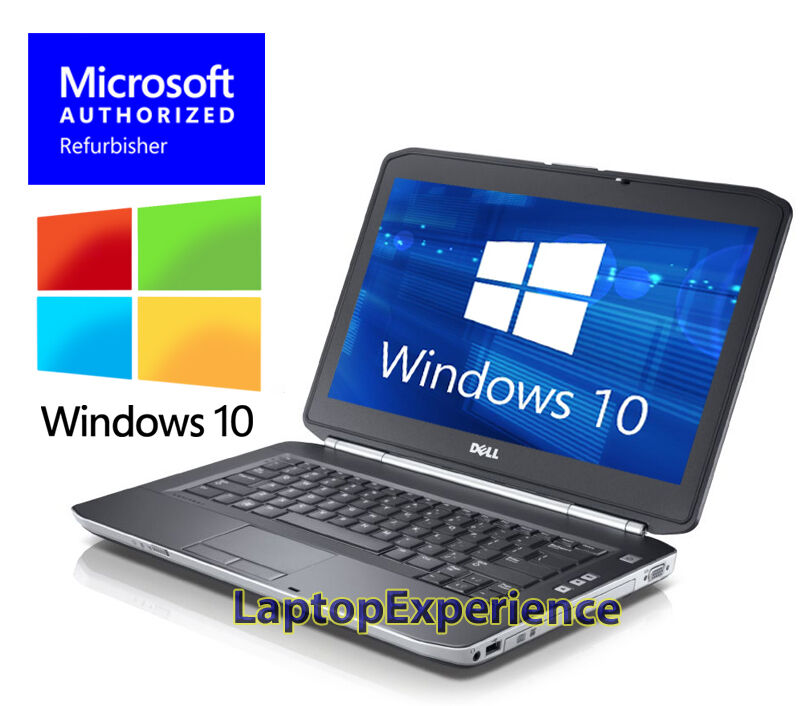 Laptop Windows - DELL LAPTOP LATITUDE E5420 i5 2.50ghz 4GB 250GB HD DVD WINDOWS 10 WiFi HDMI PC