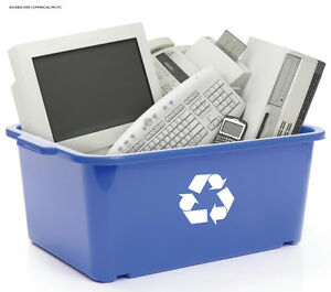 FREE COMPUTER RECYCLE! FREE PICKUP!