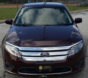 2012  Ford Fusion SE Safetied W/ 6Mth P/T Warranty
