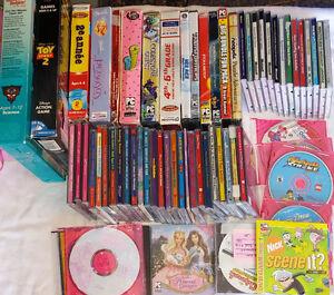 Selection of Kids / Childrens Music CD's / PC CD Roms London Ontario image 3
