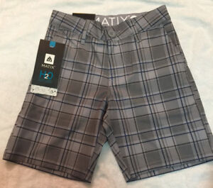 Brand new Matix boys size 6 shorts for sale