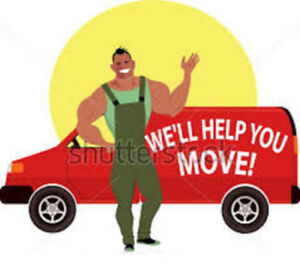 You Rent The truck & We Will Load & Unload Everything For You