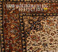 5x7 Double-Knotted Decorative Rug $250