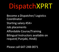 Hiring Full time Truck dispatchers, accounts payable