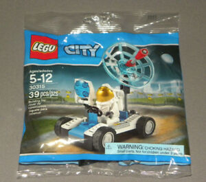 LEGO CITY POLYBAG 30315