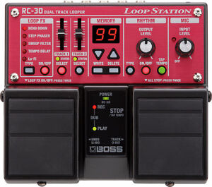 Boss RC-30 Loop Station (neuf)