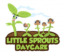 Little Sprouts Daycare Part-time spot available