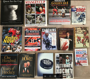 14 Hockey Books