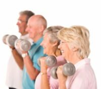 Ages 55+ Beginner Fitness Classes
