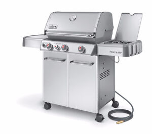 Weber Genesis S-330 Natural Gas - 18 months old - 1/2 PRICE