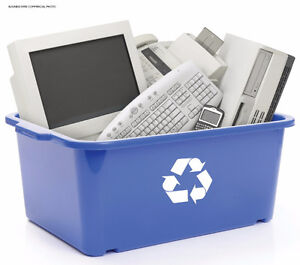 Recycling Old/Broken Computers and Game Systems
