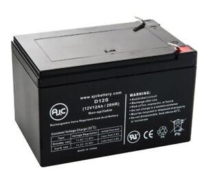 Set of 4 new 12V 12Ah e-Bike/Scooter Batteries