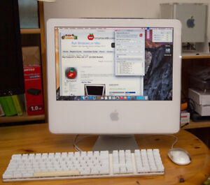 Looking for a cheap iMac G5 or early Intel iMac