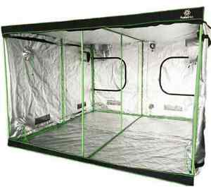 INDOOR GROW TENTS - ANY SIZE - Air Tight - Reflective - New