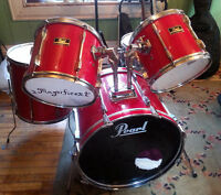 Heavy Duty Vintage Pearl Export Series (1990's)