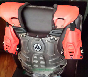DIRT BIKE OR QUAD SHOULDER AND CHEST PROTECTOR - GREAT shape $35