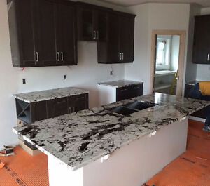 Granite & Quartz Countertops at the lowest prices in Alberta