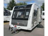 2016 Elddis Crusader Aurora WITH Auto engage mover NOW SOLD