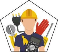 Licensed electrician//affordable price//