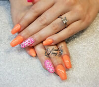 Gel Nail appointments available