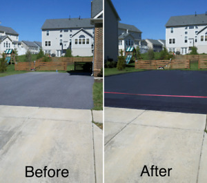 Best Deals for Driveway Sealing Free Estimates